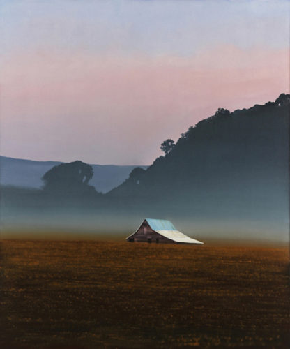 Stunning Realistic Landscapes From An American Artist Michael Gregory