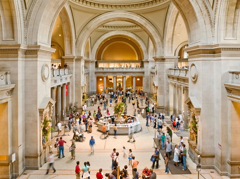 The metropolitan museum of art has been named the world 39 s for Metropolitan mueseum of art