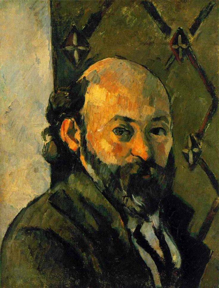 Exhibition Of Cezanne Self-Portraits Opening In London