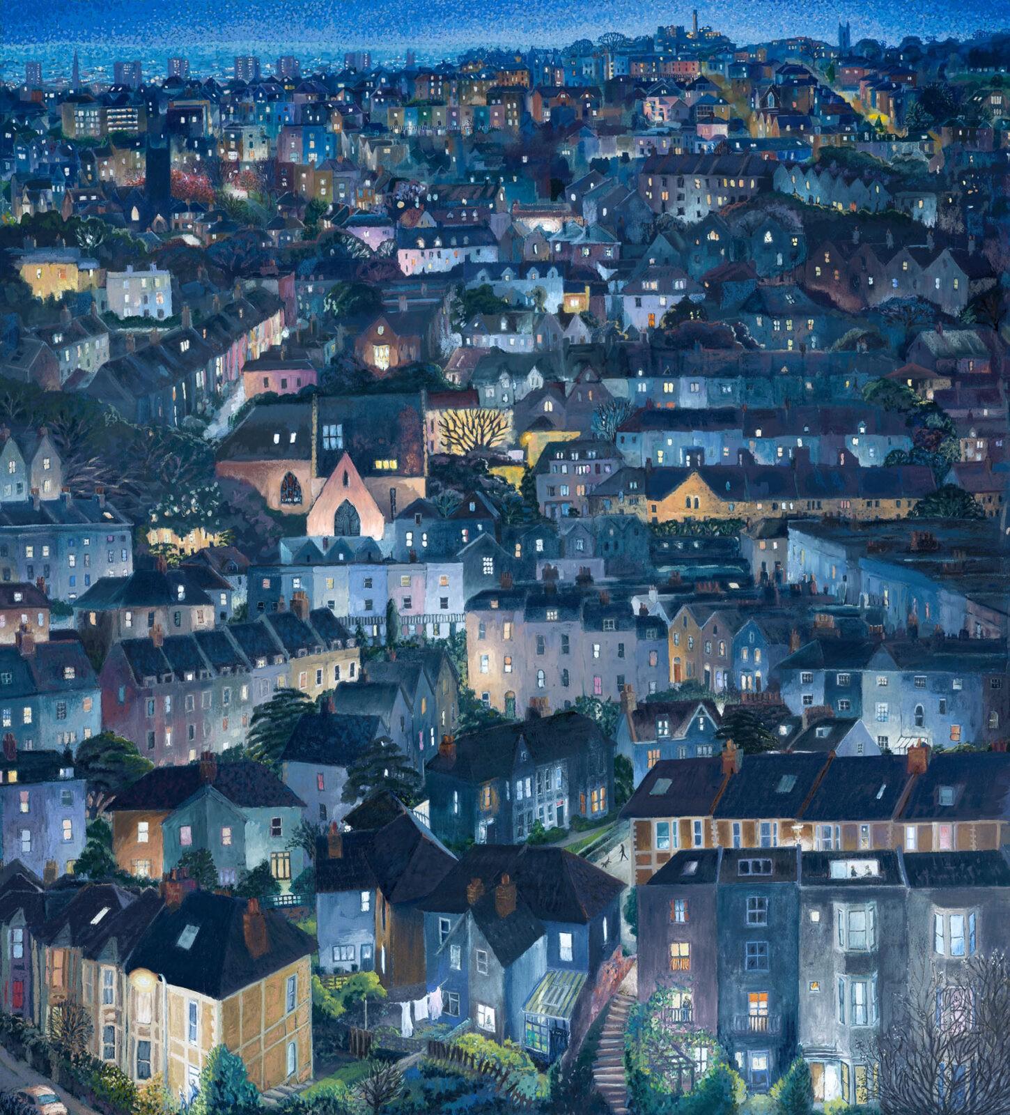 Cath Read: Provincial English Landscapes