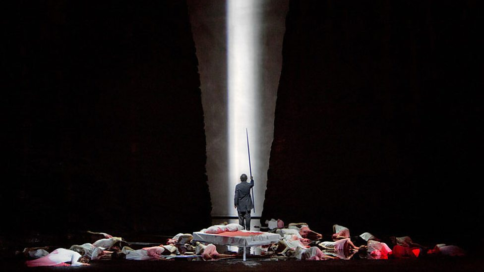 Ocean Of Blood: How Does François Girard Want To Astonish Spectator?