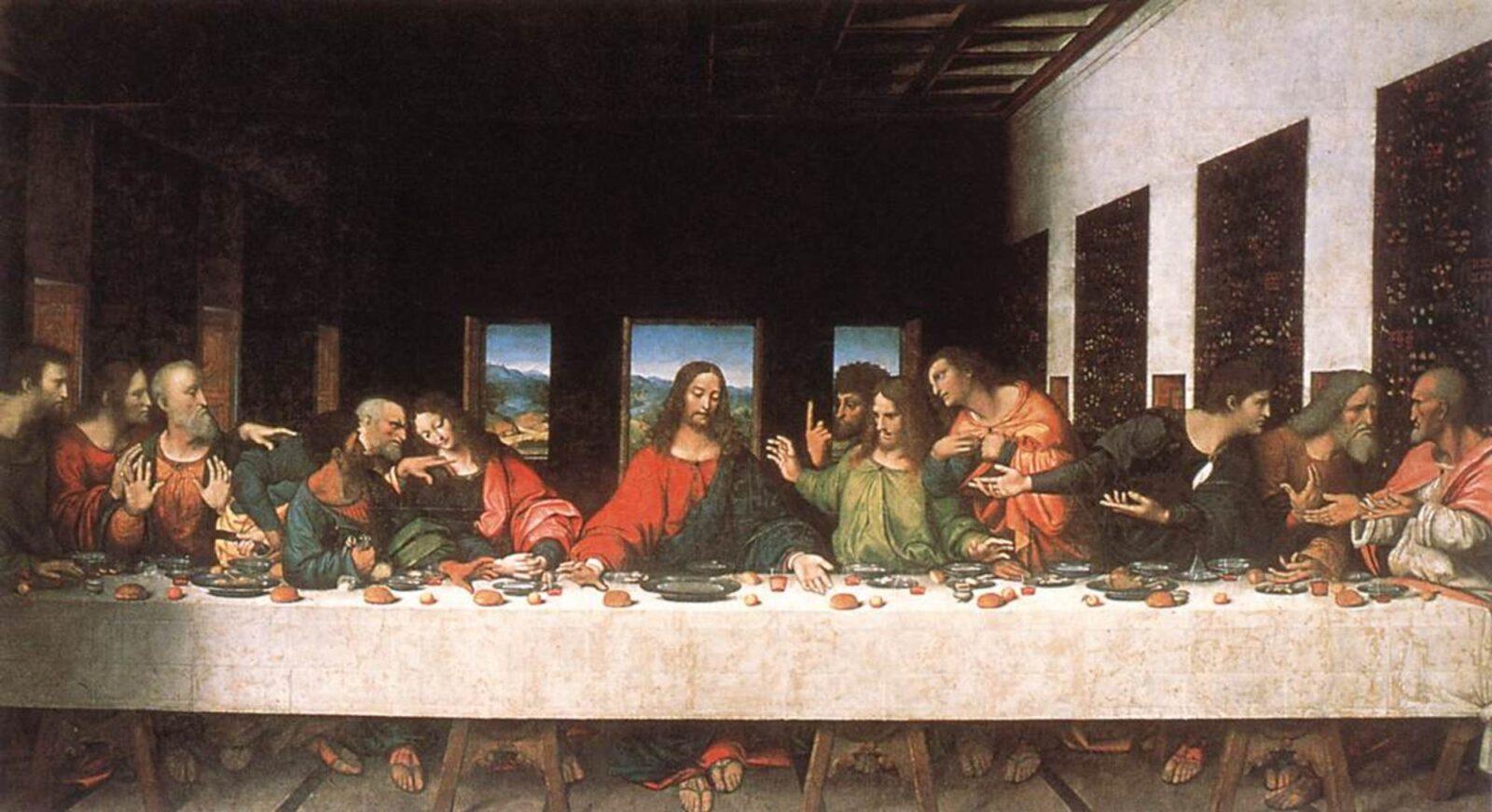 Leonardo da Vinci Painted a Secret Copy of 'The Last Supper' and It Still Exists