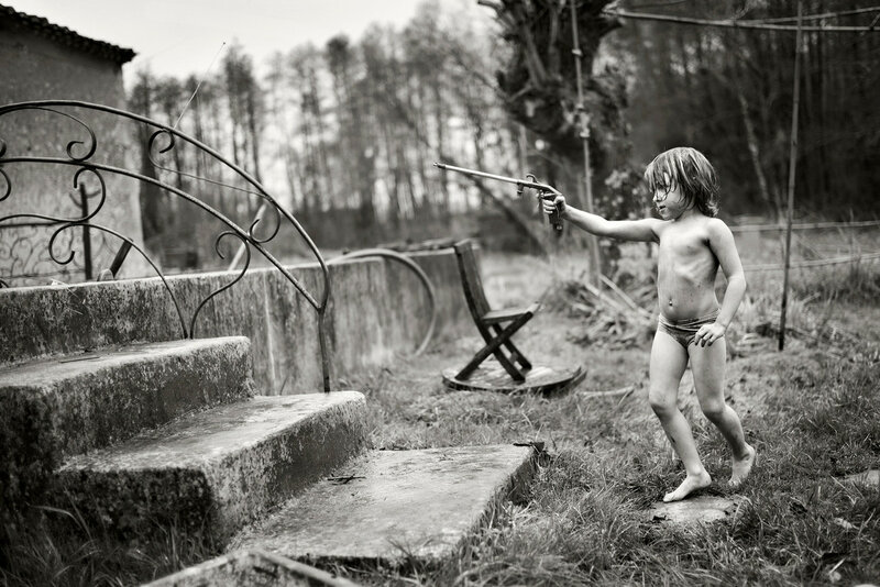 Alain Laboile's Clichés: An Ode To Childhood, To Family, To Life