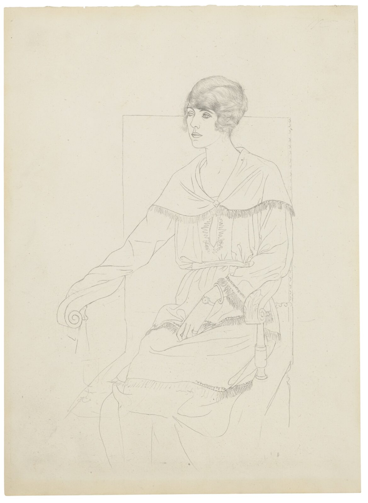 The Miracle Art: Drawings From The Collections Of Howard And Saretta Barnet