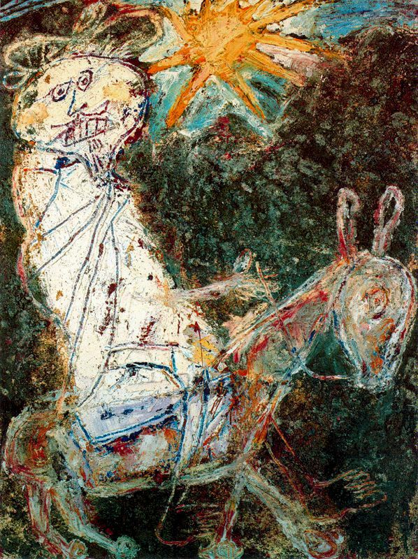 Jean Dubuffet. Madness as Sanity
