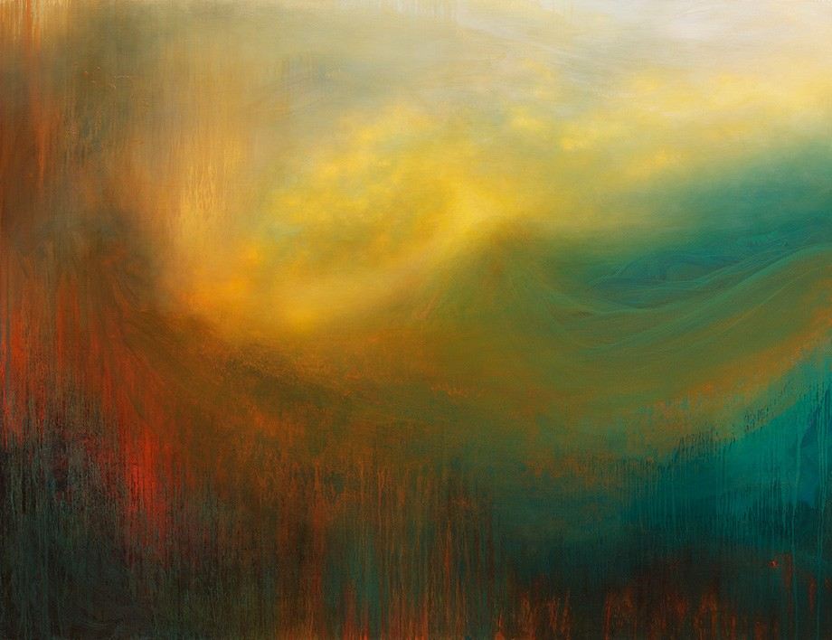 Sensual Sea Paintings by Samantha Keely Smith