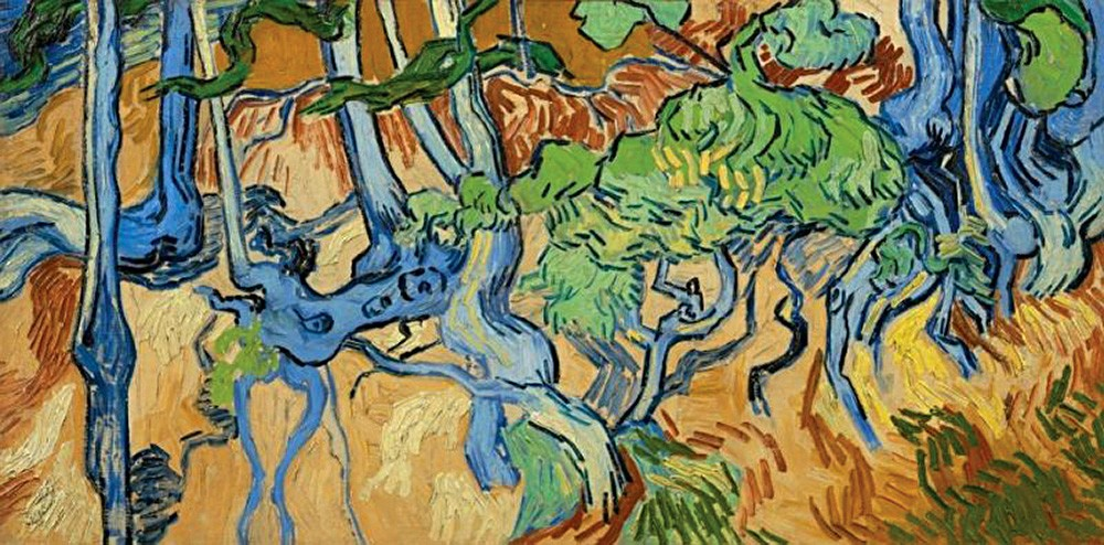 The site depicted in the last painting by van Gogh was found in France
