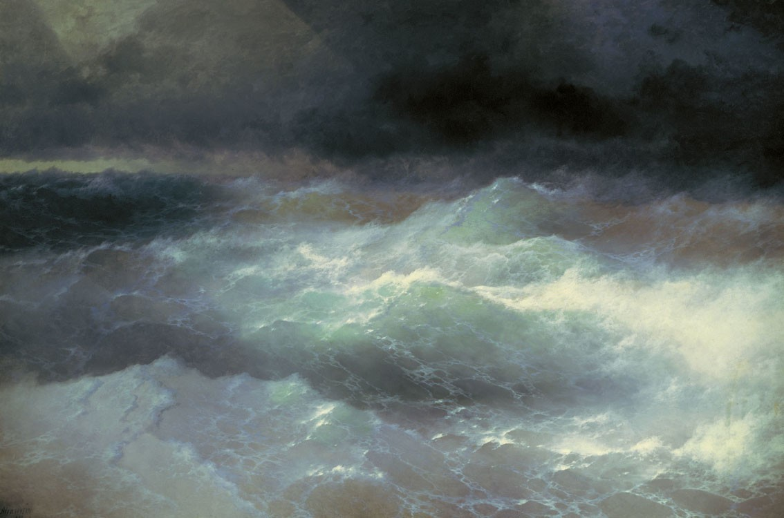 Masterpieces by Ivan Aivazovsky