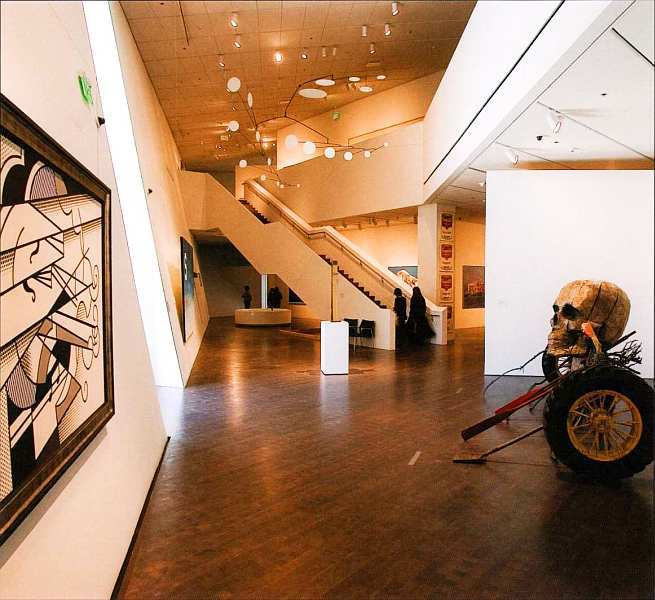 Denver Art Museum -  The Largest Art Museums Between Chicago And The West Coast