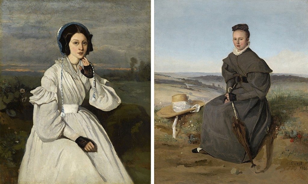 Camille Corot Exhibition Will Be Opened In Paris