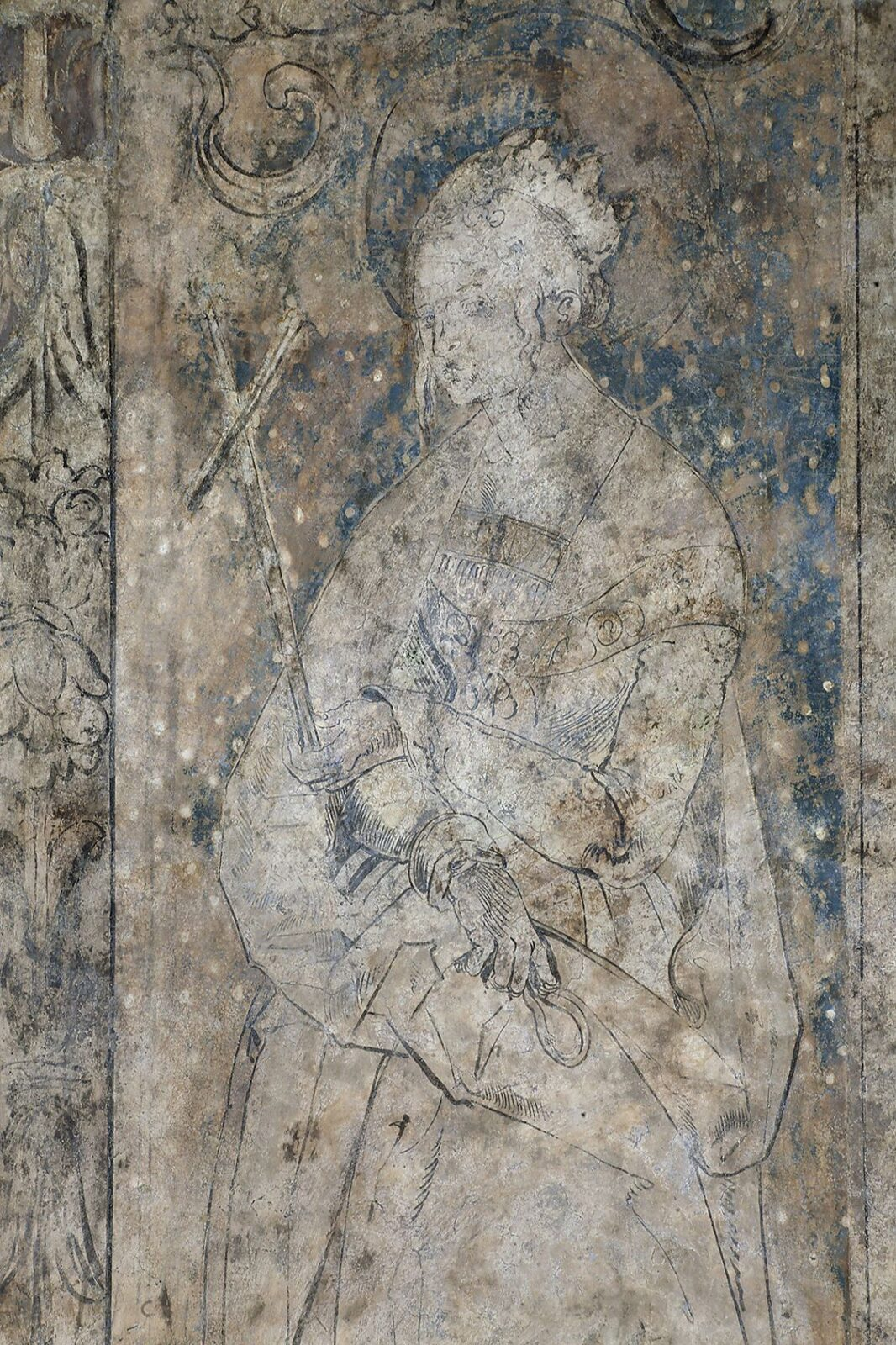 Durer's unknown painting was allegedly found in a church souvenir shop