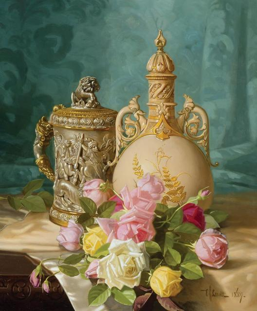 American Paintings, Furniture & Decorative Arts to be Offered at Doyle on April 18