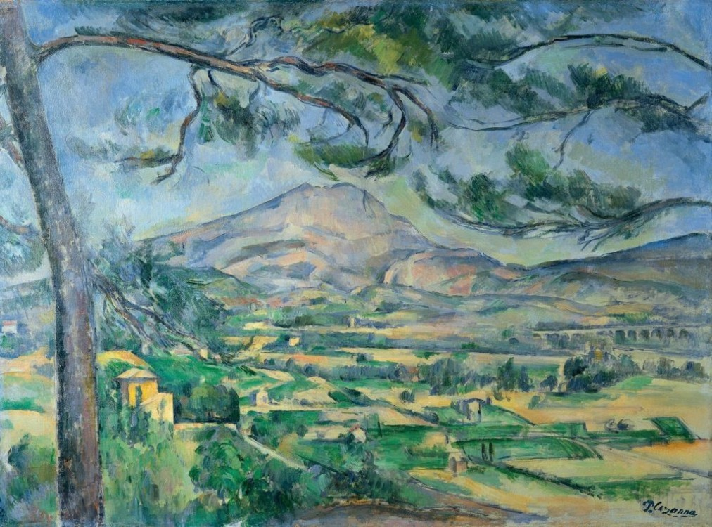 10 masterpieces by Paul Cezanne