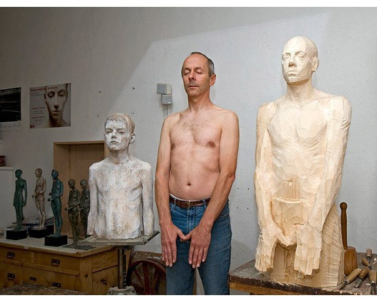 5 contemporary sculptors