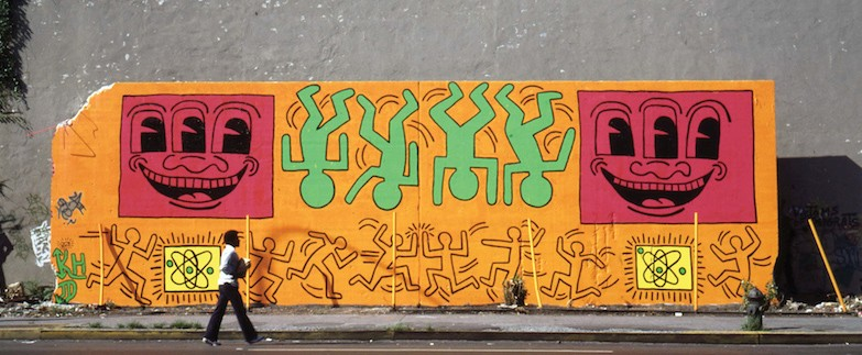 10 Keith Haring`s works you need to know