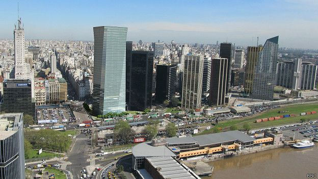 Constantini's new project: a skyscraper in Buenos Aires