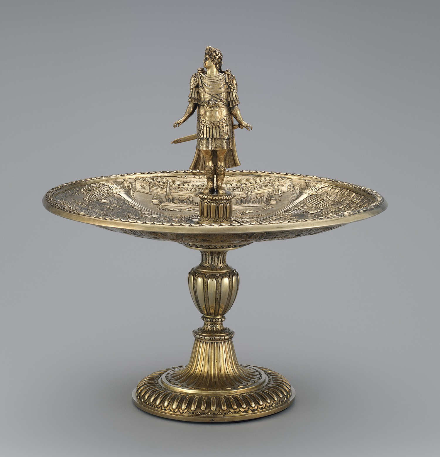 Metropolitan Museum of Art Reassembles 16th-century Silver Table Ornaments For First Time in Two Centuries