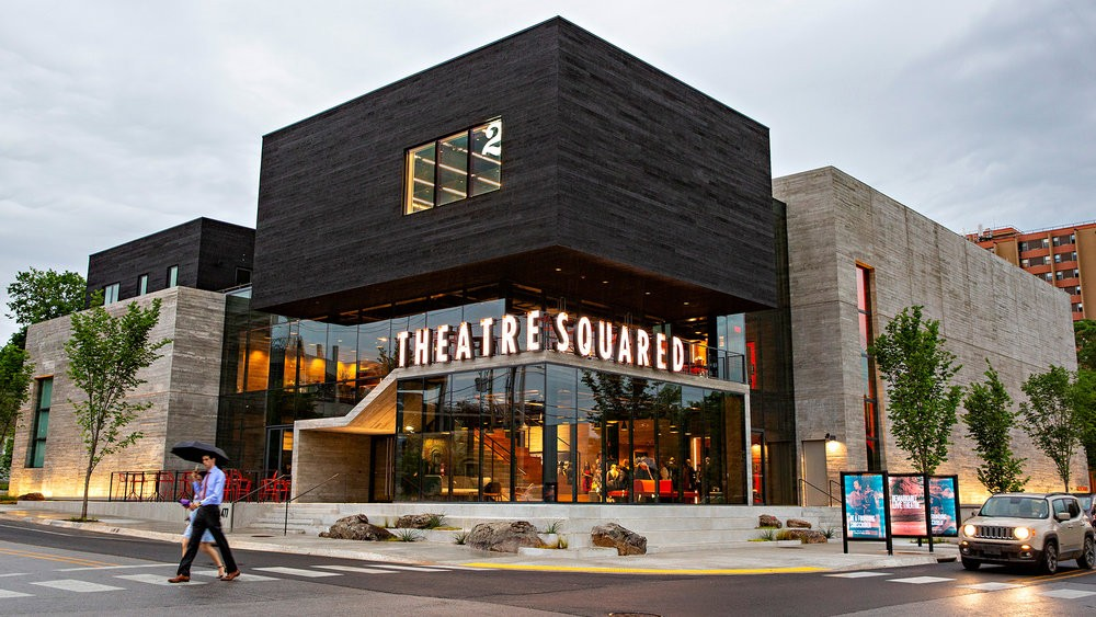 Kristen Lyle's short films Playground Stories and Outside the Sandbox will be projected in M-AAA's storefront gallery