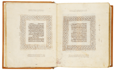 The Metropolitan Museum of Art Acquires a Magnificent Illuminated Hebrew Bible
