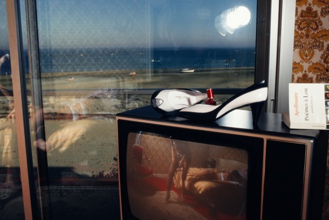Guy Bourdain. Fashion photography with psychodrama and surrealism