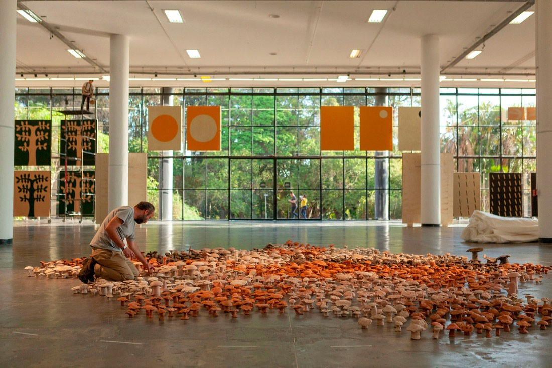 Artist List for New In-Person Show from São Paulo Biennial