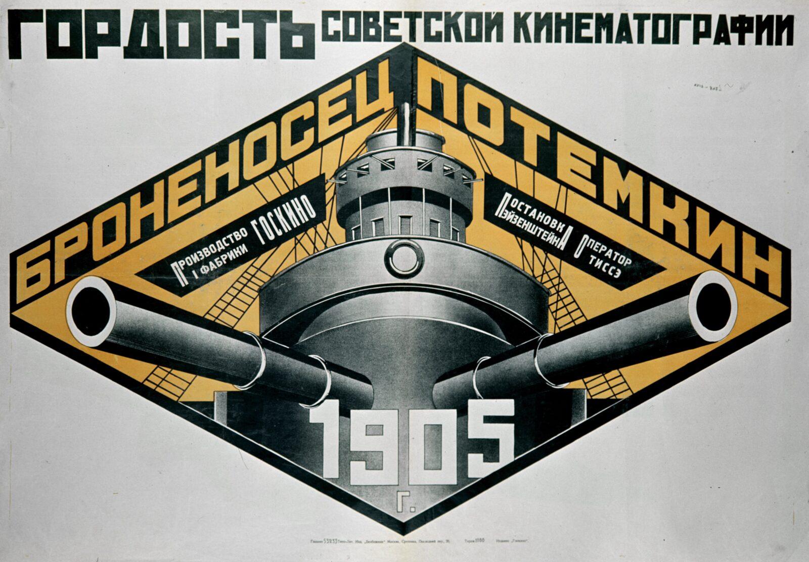 The Shot Of Revolution: Sergei Eisenstein, Who Turned Cinematograph Into Art
