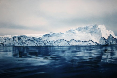 Zarina Forman: Drawings Showing The Beauty And Fragility Of The Earth