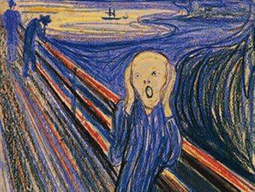 10 things you should know about Munch's 'The Scream'