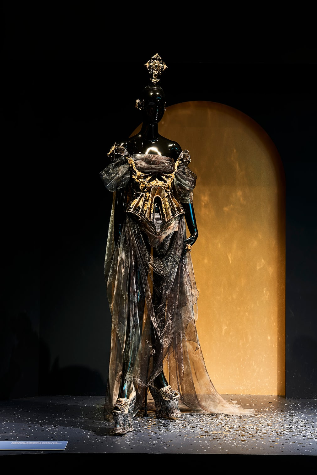 Majestic Collection Of Dresses By Designer Guo Pei
