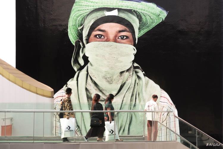 The opening of the 2020 Bangkok Art Biennale