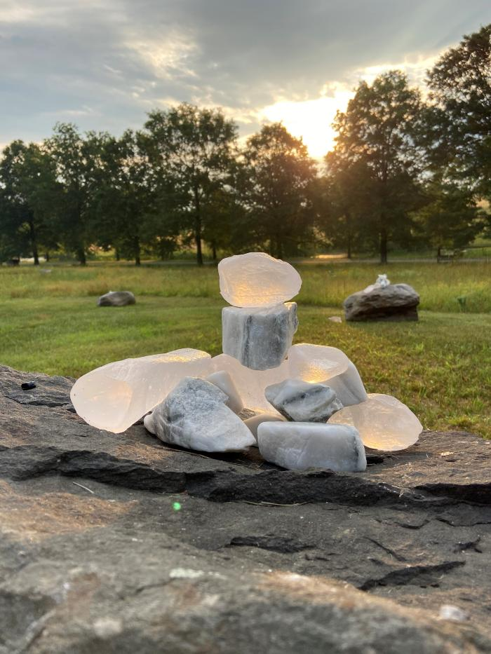 Art and Nature Interact at New York's Storm King Art Center