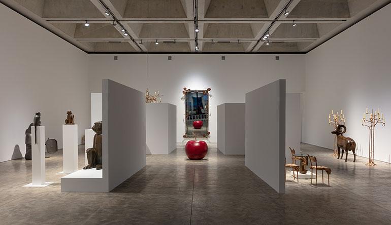Kasmin gallery in New York now represents American sculptor George Rickey