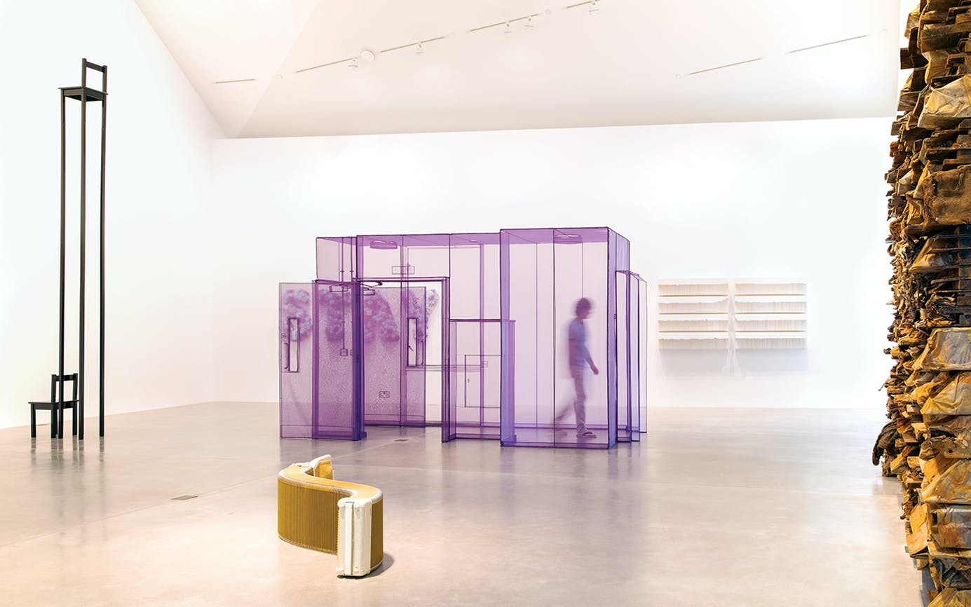 Linda Pace's dream museum becomes reality in Texas