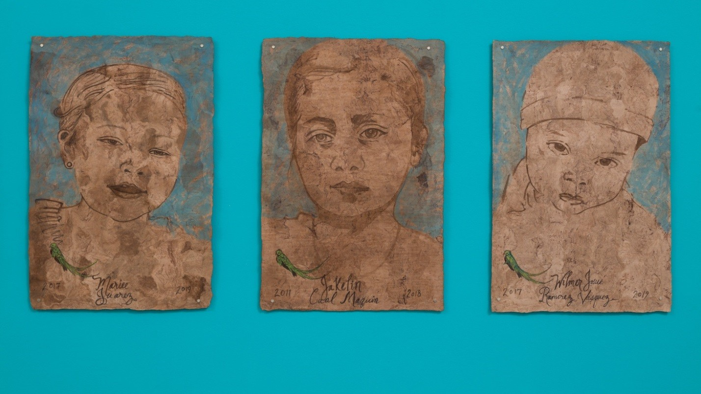 The acquisition of Wendy Red Star's Accession by The Amon Carter Museum of American Art