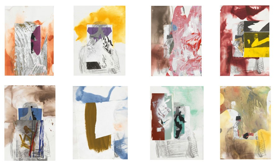 An exhibition of new work by Arturo Herrera - is presented by Sikkema Jenkins & Co