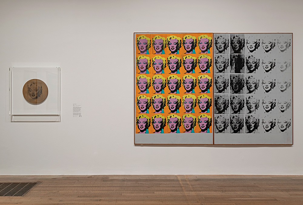 The Tate presents Andy Warhol's series forgotten in the warehouse