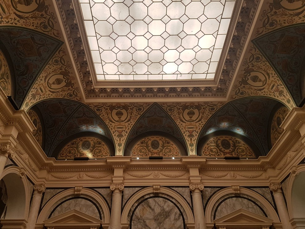 The new Albertina Art Nouveau museum is opening in Vienna