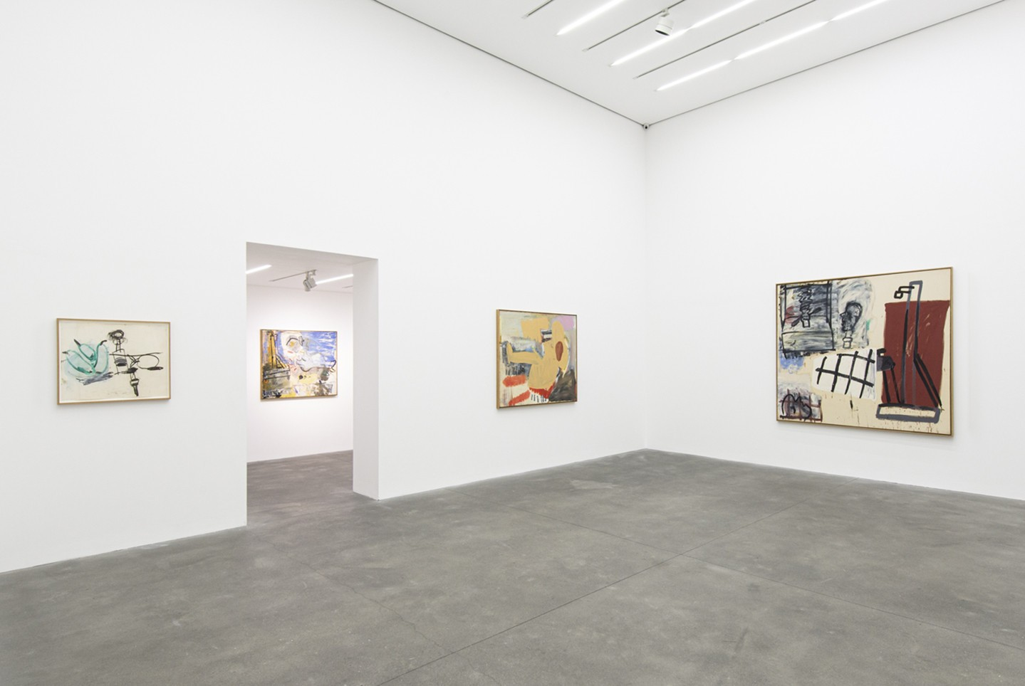 Alison Jacques Gallery Now Represents Carol Rhodes