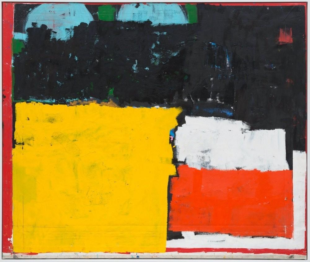 Joe Bradley, Joins Petzel Gallery and Xavier Hufkens