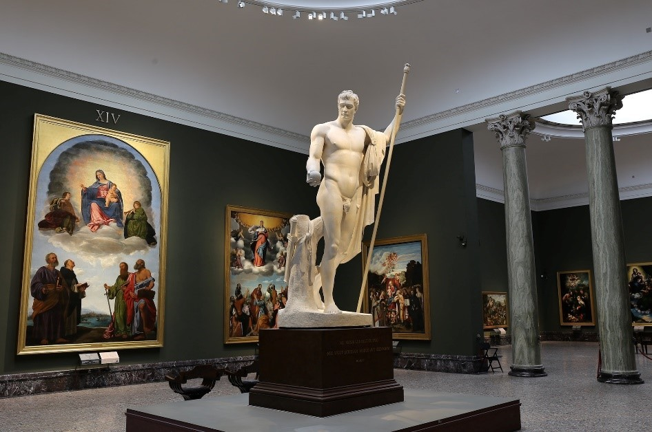 Italian Museums Are Working Again