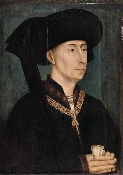 Rogier van der Weyden 'Portrait of Philip the Good'