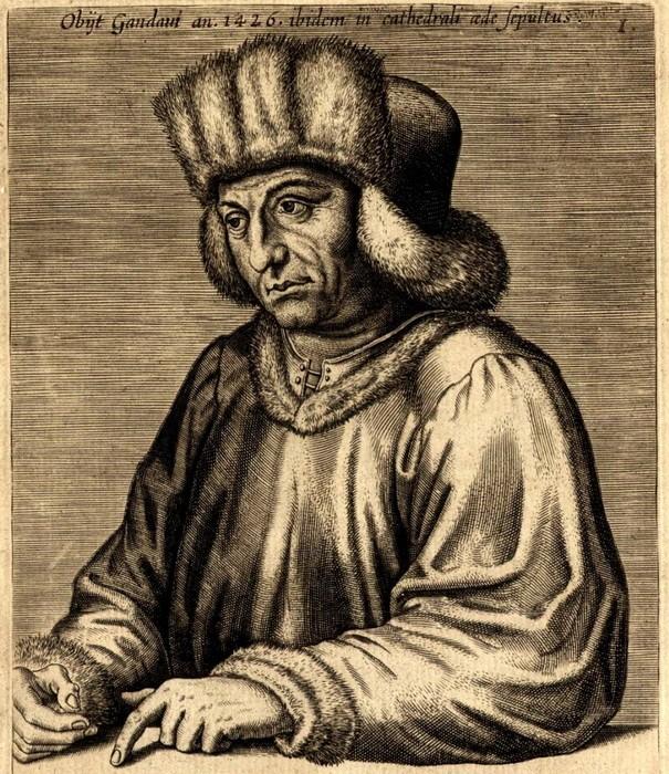 Jan Van Eyck's Paintings
