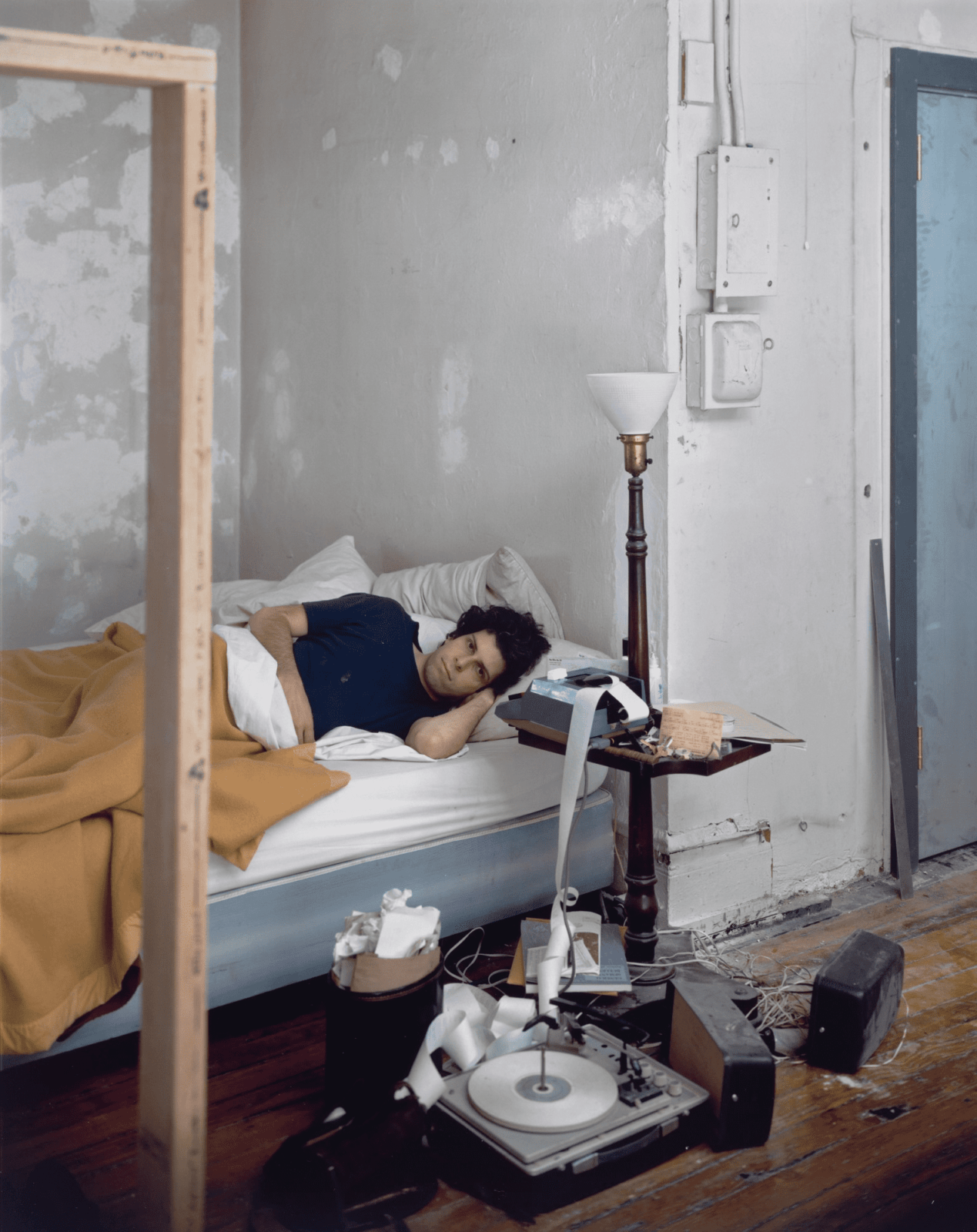 The influence of Stephen Shore's work on the contemporary art of photography