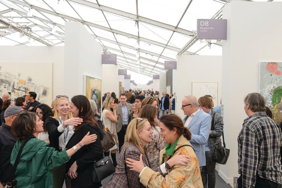 Art fairs in 2021