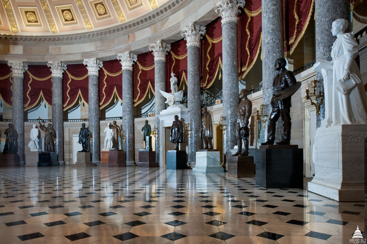 The US Capitol Art Collection
