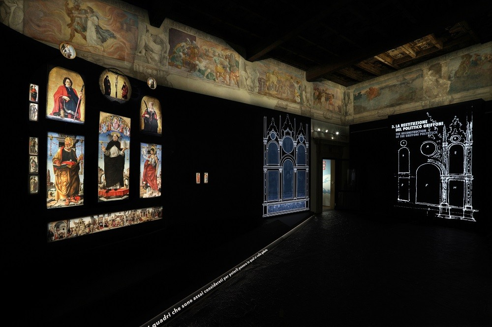 Visitors flock for last chance to see reunited Bologna masterpiece broken up 300 years ago at reopen Italy's museums