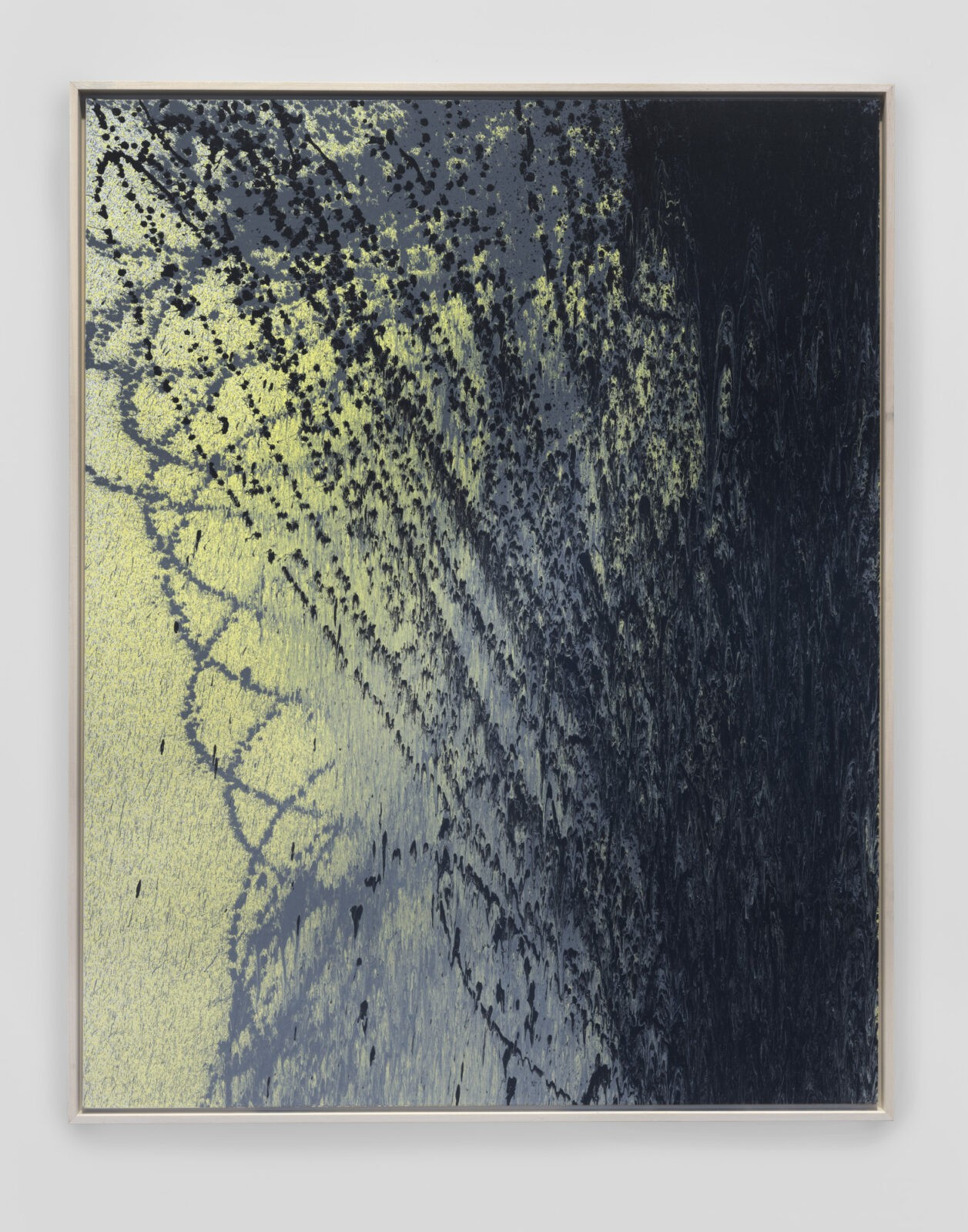 Exhibition at Simon Lee Gallery Celebrates The Highly Productive Decade of Hans Hartung's Life