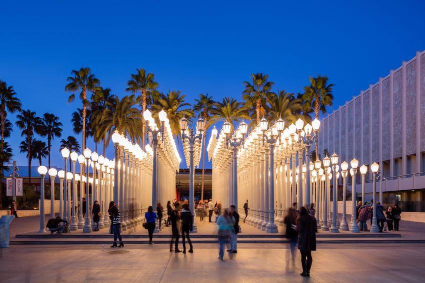 Los Angeles museums reopen their doors