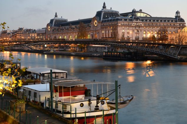 The Musée d'Orsay will now be called the Musée d'Orsay–Valéry Giscard d'Estaing