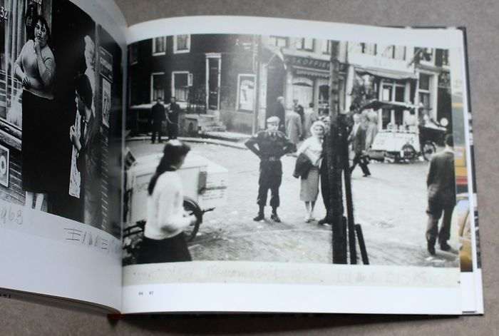 A vintage photo album of a Dutch street photographer was bought at the Rijksmuseum auction